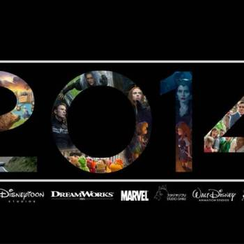 Disney's 2014 Slate Released!