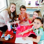 "The Magic of Disney At Home ~ Our Disney Side ""Bibbidy Bobbidy Boutique"" Inspired At Home Celebration"