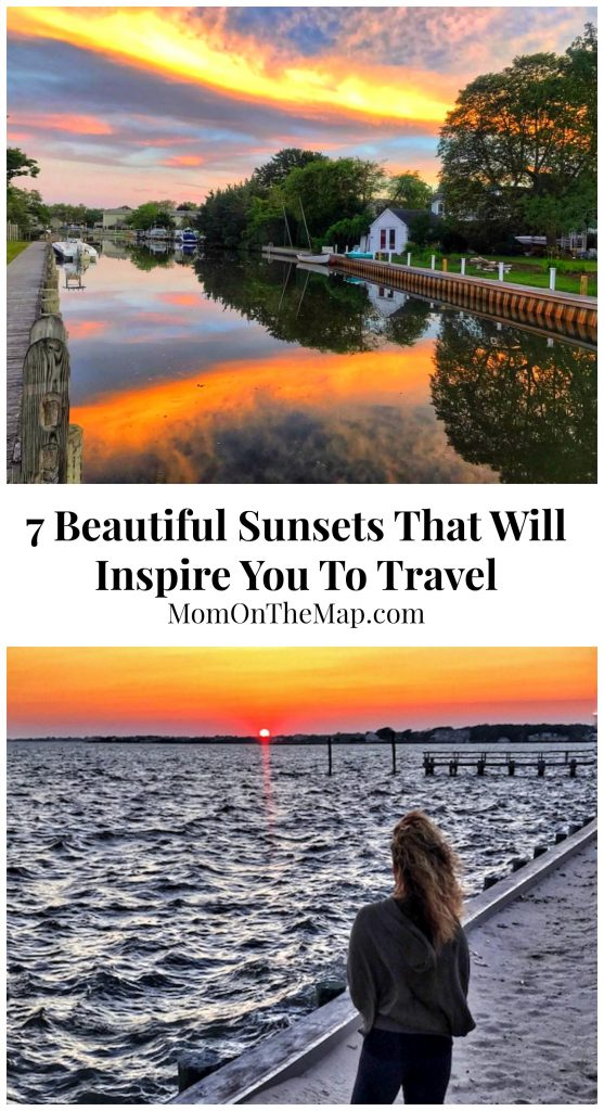 7 Beautiful Sunsets That Will Inspire You To Travel