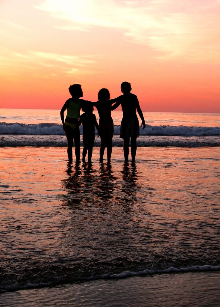 Six Important Rules for a Balanced Summer Vacation