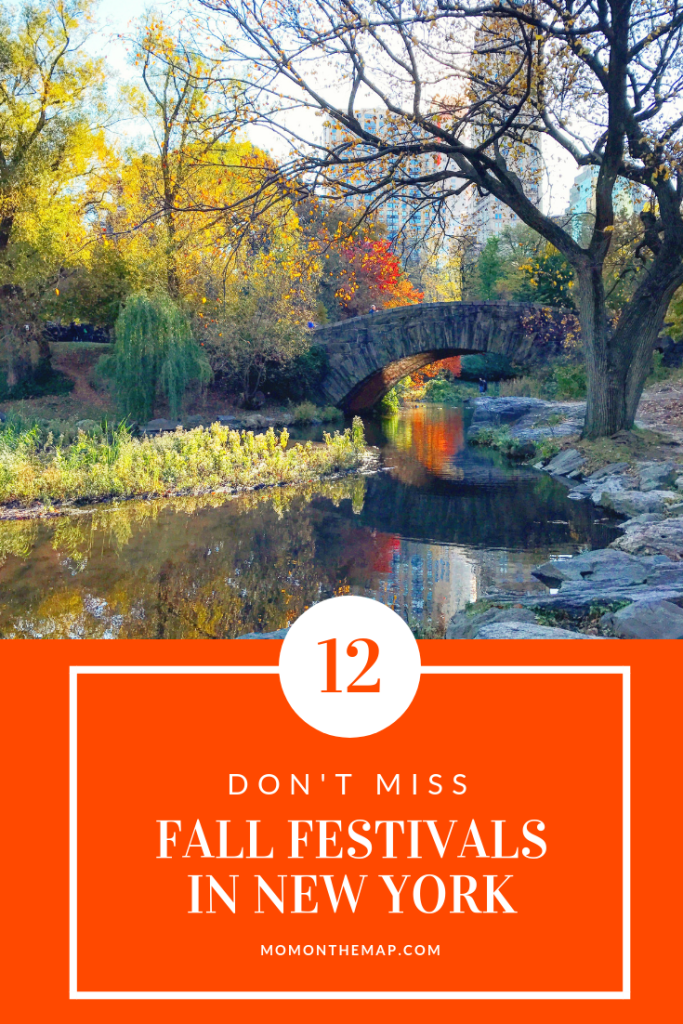 12 Don't-Miss Fall Festivals in New York