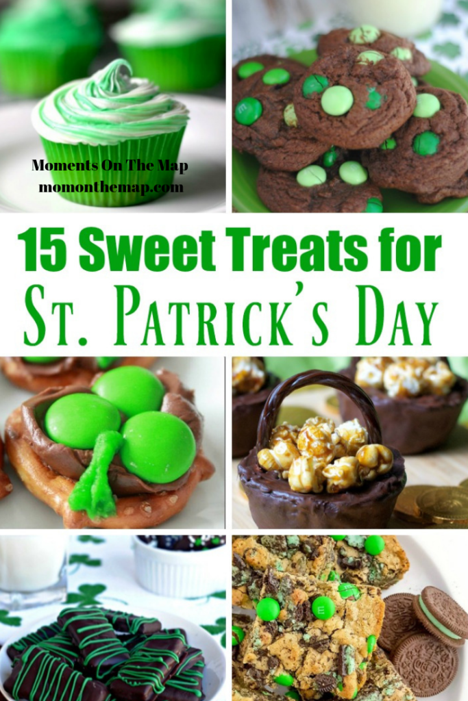 15 Sweet Treats for St. Patrick's Day