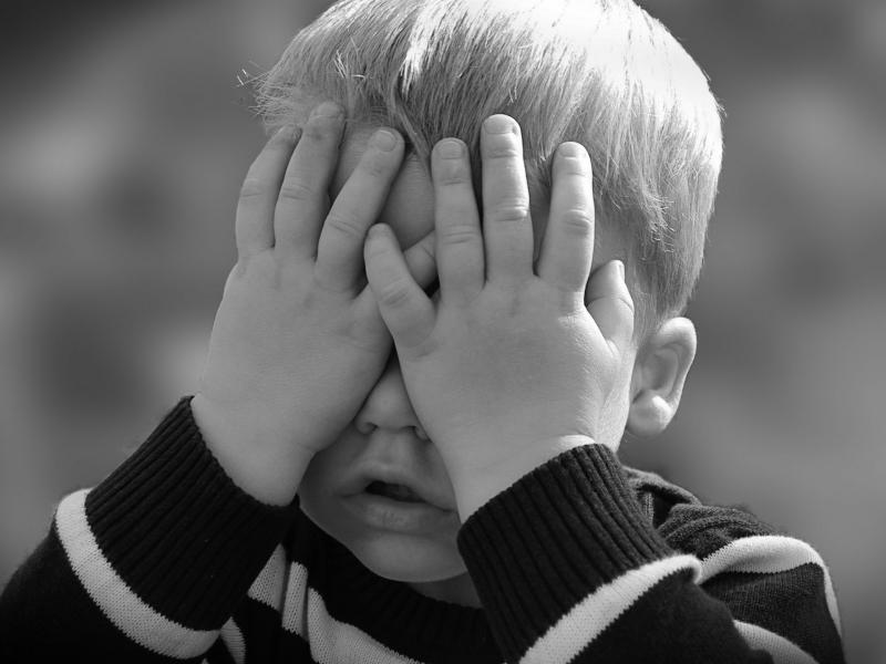 De lelijke, eerlijke waarheid van een vierjarige