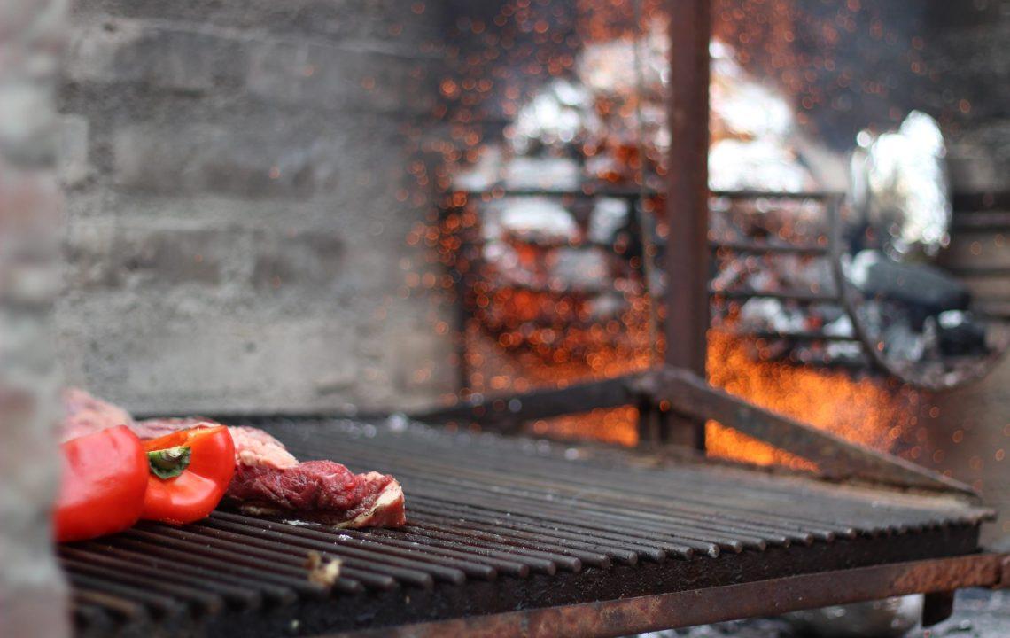 Heerlijk en gezond eten op de BBQ + RECEPT