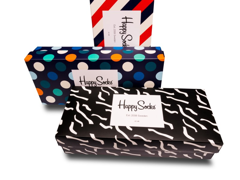 Dag 3 | Win een set Happy Socks