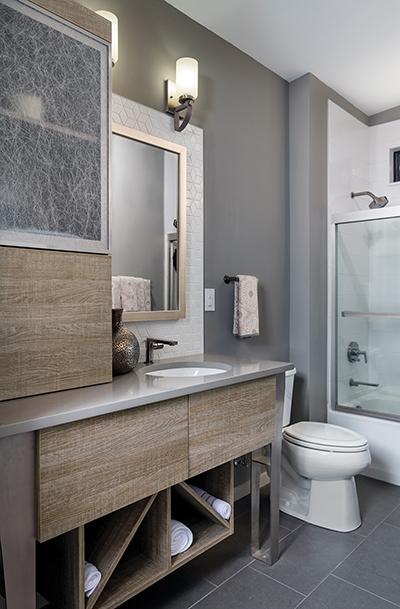 Ideas for an On-Trend Bathroom