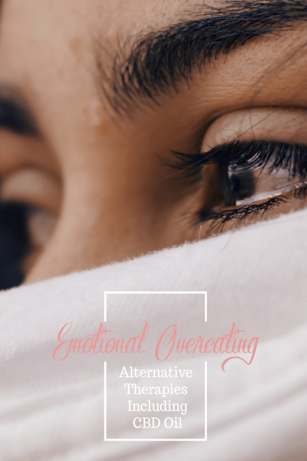 Alternative Therapies Including CBD Oil for Emotional Overeating
