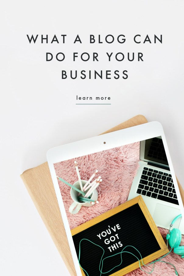 What a Blog Can Do for Your Business