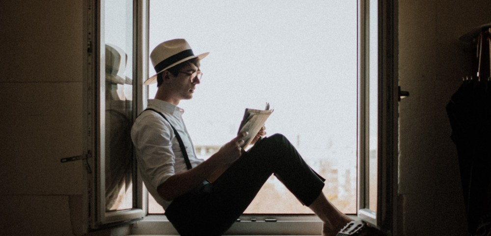4 Reasons Why Men Should Read Romance Novels