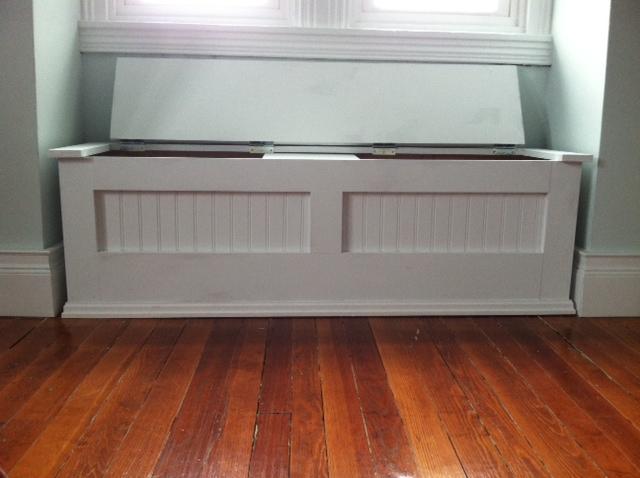 Custom Storage Bench Mom Projects