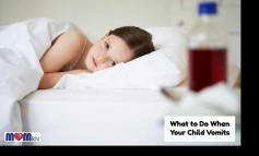 What to Do When Your Child Vomits