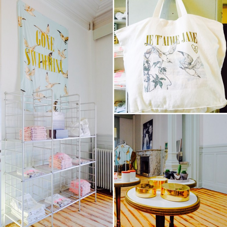 Villa Francine Pop-up Store Oostende verslag Mom runs the City