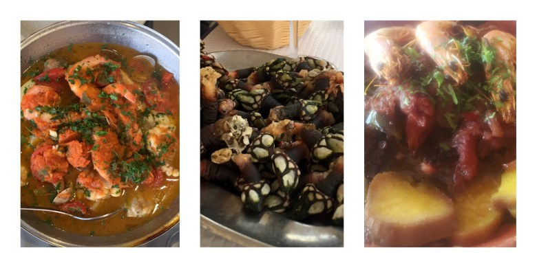 Portugese food