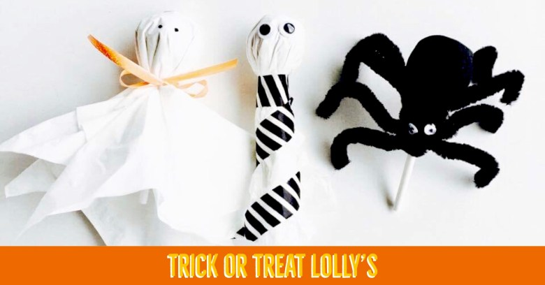 Halloween Trick or treat candy