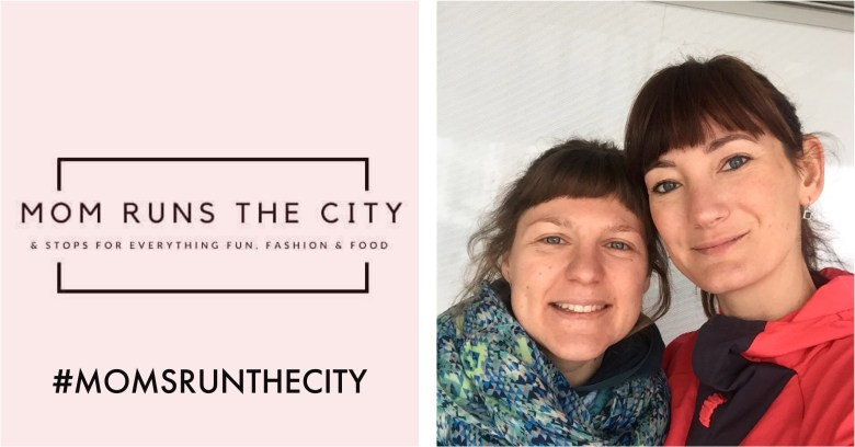 Mom Runs The City in Brugge met Eva
