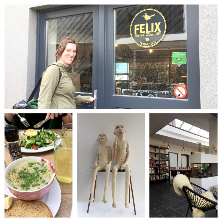 Moms run the city met Evi in Tervuren, hotspot koffiebar Felix