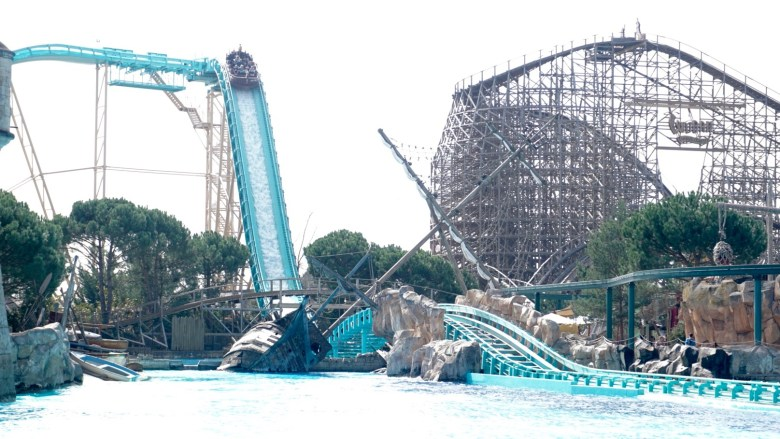 Europa-Park familietrip Supersplash