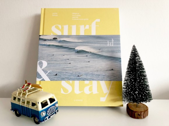 Surf & Stay Veerle Helsen surfboek