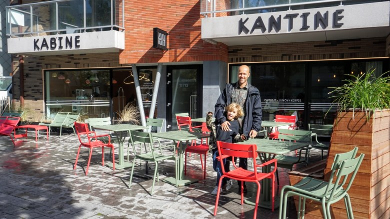 Kantine Koksijde Mom Runs The City