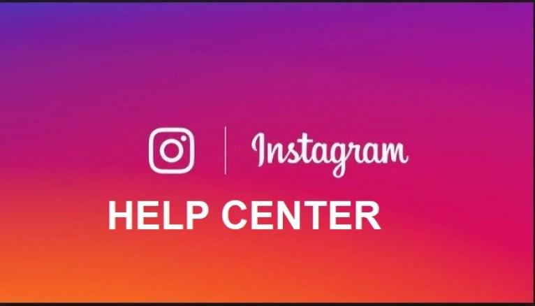 Instagram Help