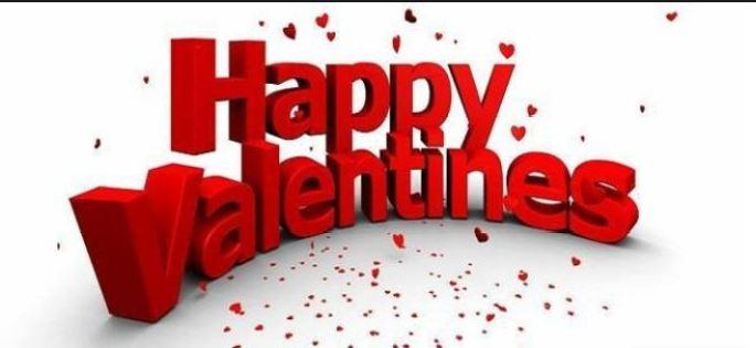 Facebook Valentine Day Post