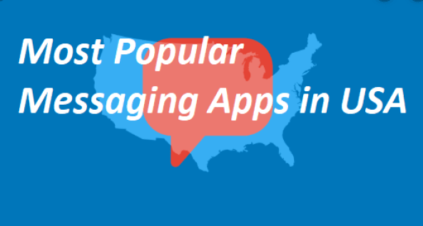 Most Popular Messaging Apps in USA