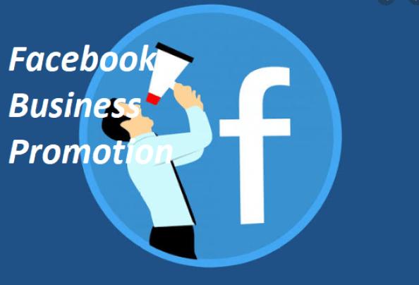 Facebook Business Promotion