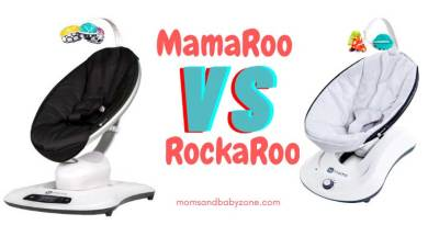 Mamaroo Vs Rockaroo, 👶Which is Best for Little Baby ?