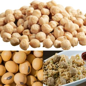 Soybeans to increase Breast Size