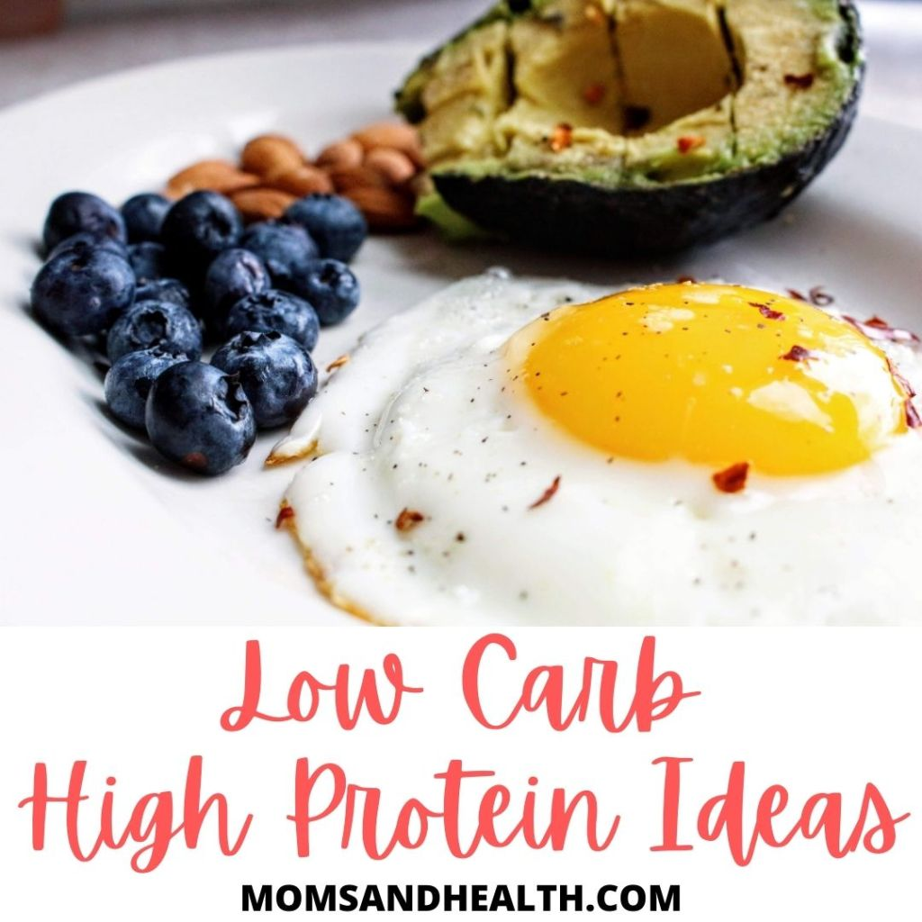 low carb high protein ideas (1)