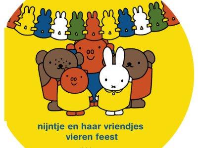 Nijntje en haar vriendjes vieren feest + Nijntje wordt 60 jaar