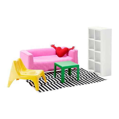 Ikea Hack Van Open Kast Naar Een Poppenhuis