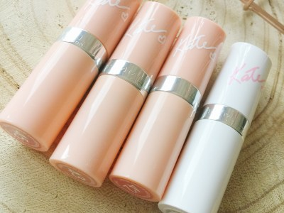 Rimmel Nude Collection by Kate Moss