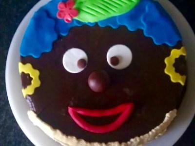 Recept: Zwarte piet taart
