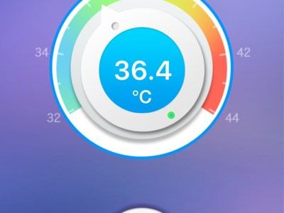 Wishbone – Smart Thermometer en temperaturen wordt een plezier!