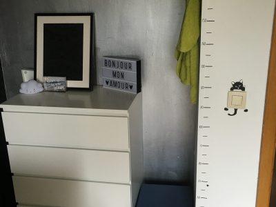 Kinderkamer DIY: groeimeter