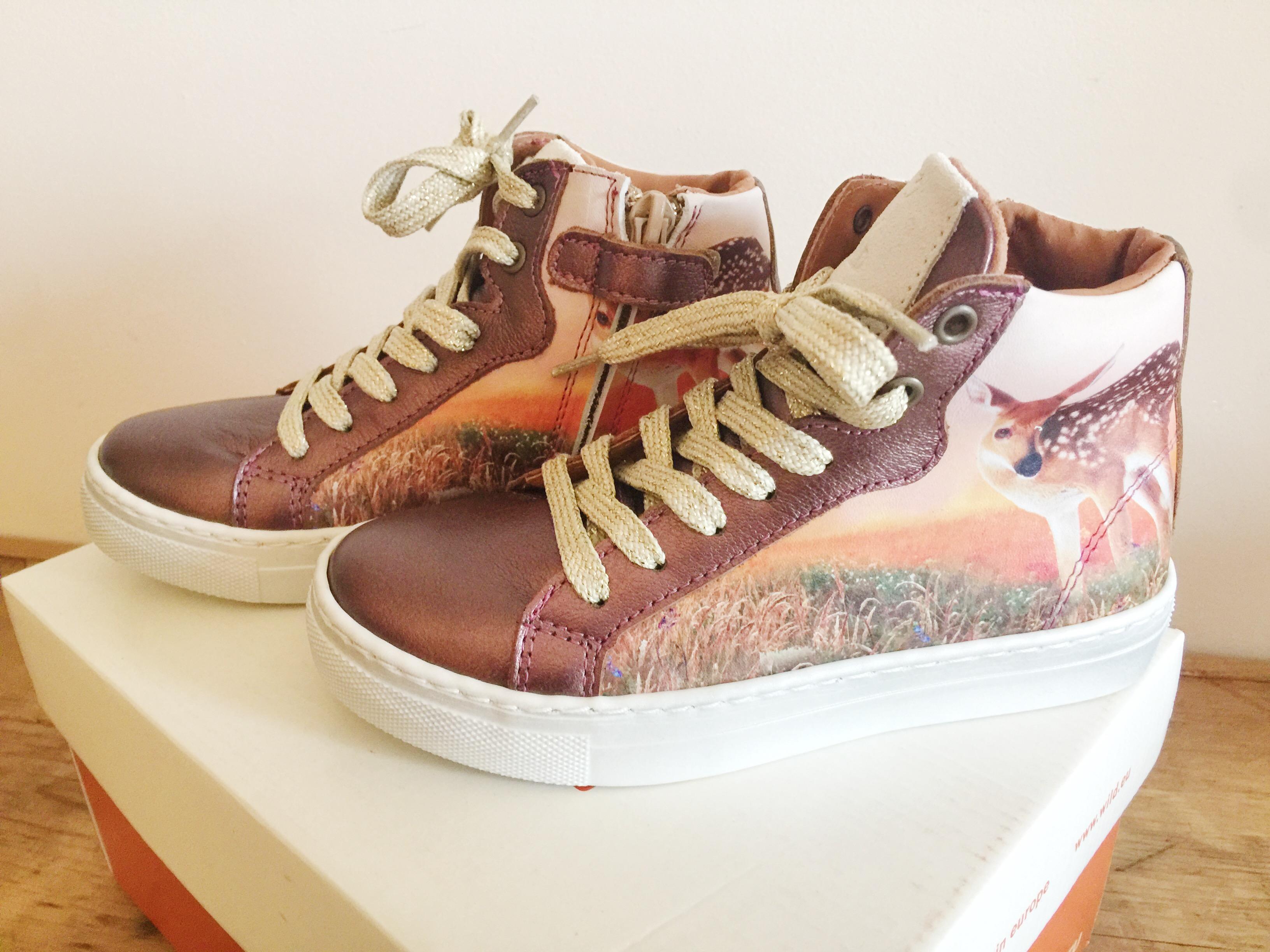 BENT schoenen