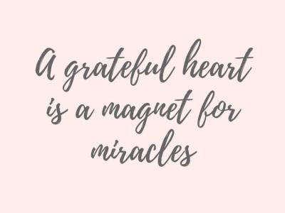 Hier ben ik dankbaar voor!