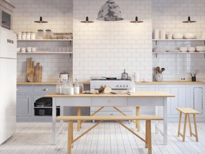 Van kleine keuken naar leefkeuken