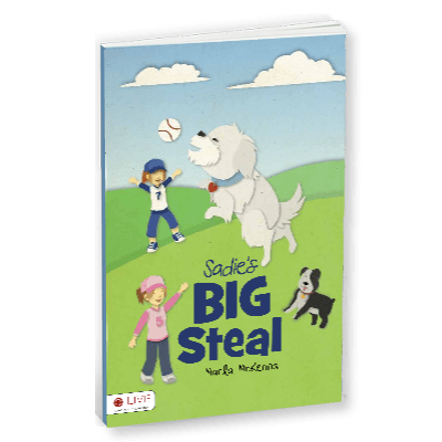 Sadie's Big Steal by Marla McKenna