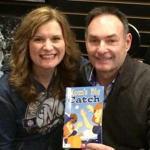 with Paul Molitor
