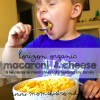 horizon organic macaroni and cheese