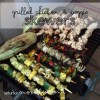 grilled chicken and veggie skewers mothers day moms bistro