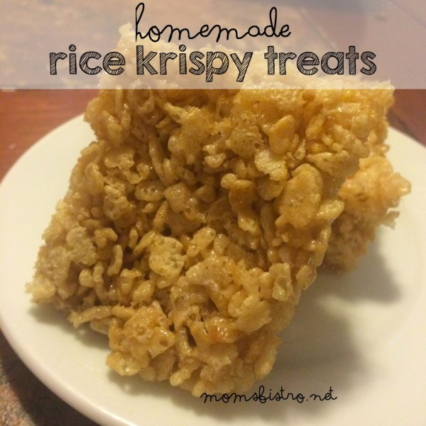 homemade rice krispy treats best rice krispy treats best ever