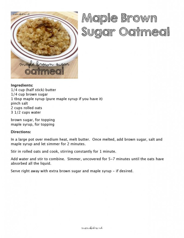 Click to download a FREE printable version of this recipe