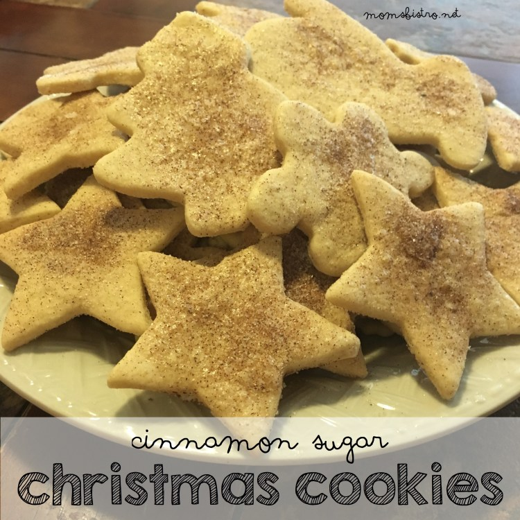 christmas cookies cinnamon sugar cookie recipe country crock butter