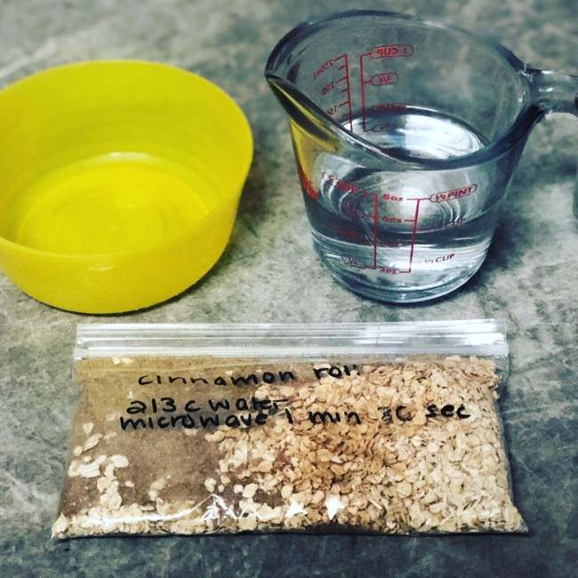 How To Homemade Instant Oatmeal Packs Mom's Bistro