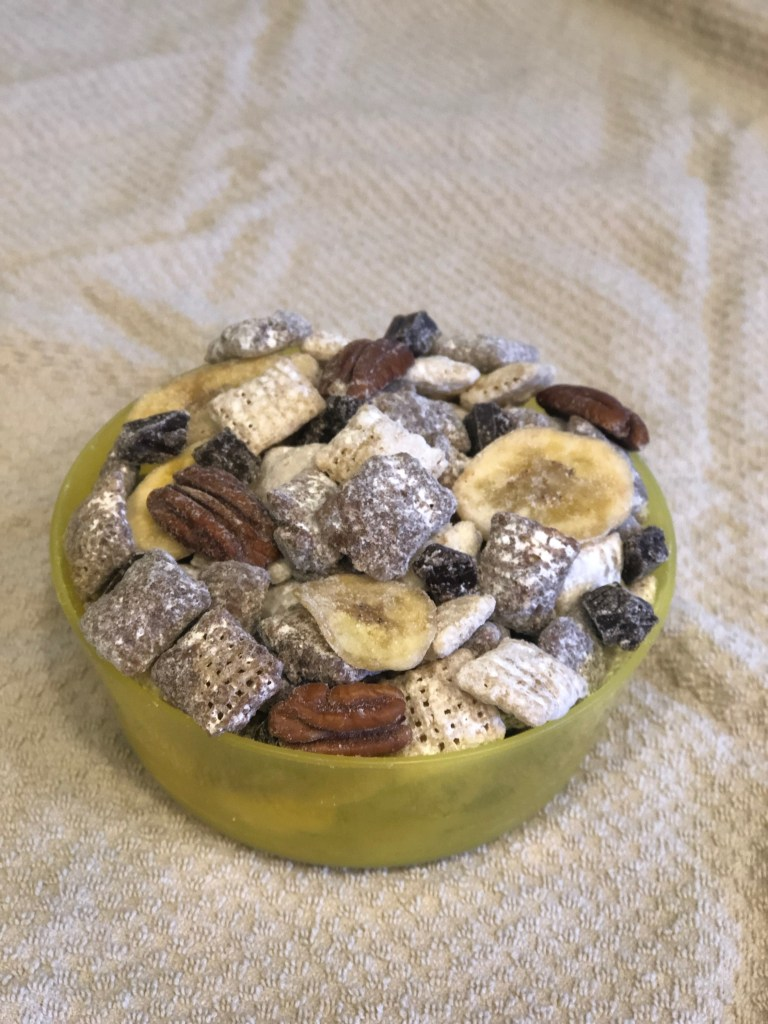 banana cream pie puppy chow