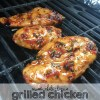 sweet chili lime chicken