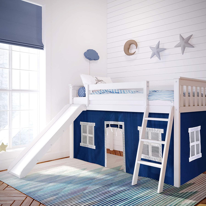 loft beds at momsbunkhouse.com